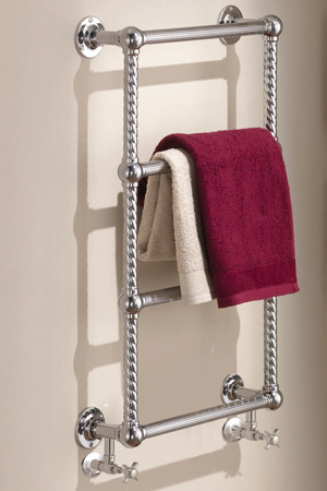 The Colonnade towel warmer