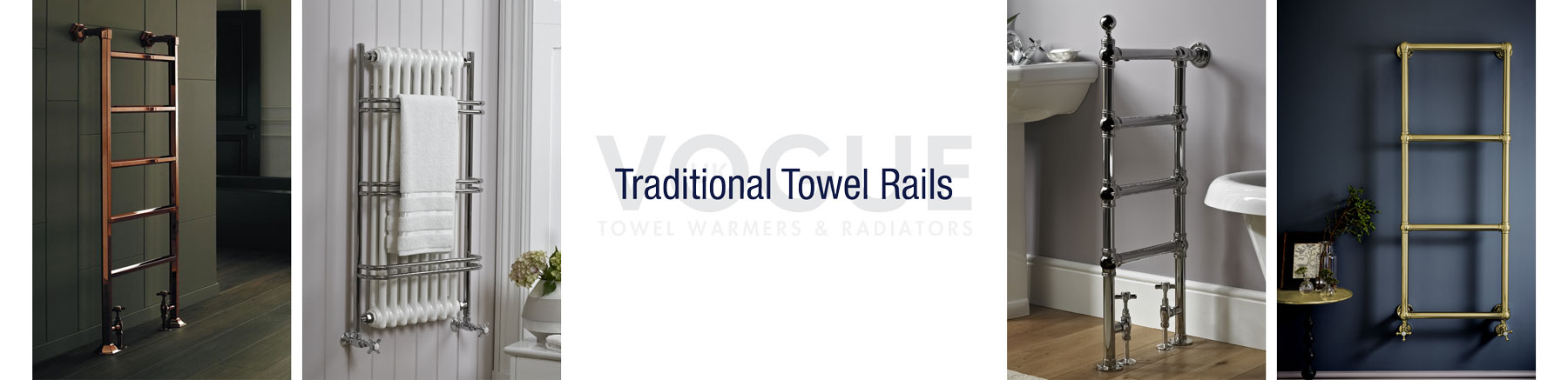 traditional towel rails product header