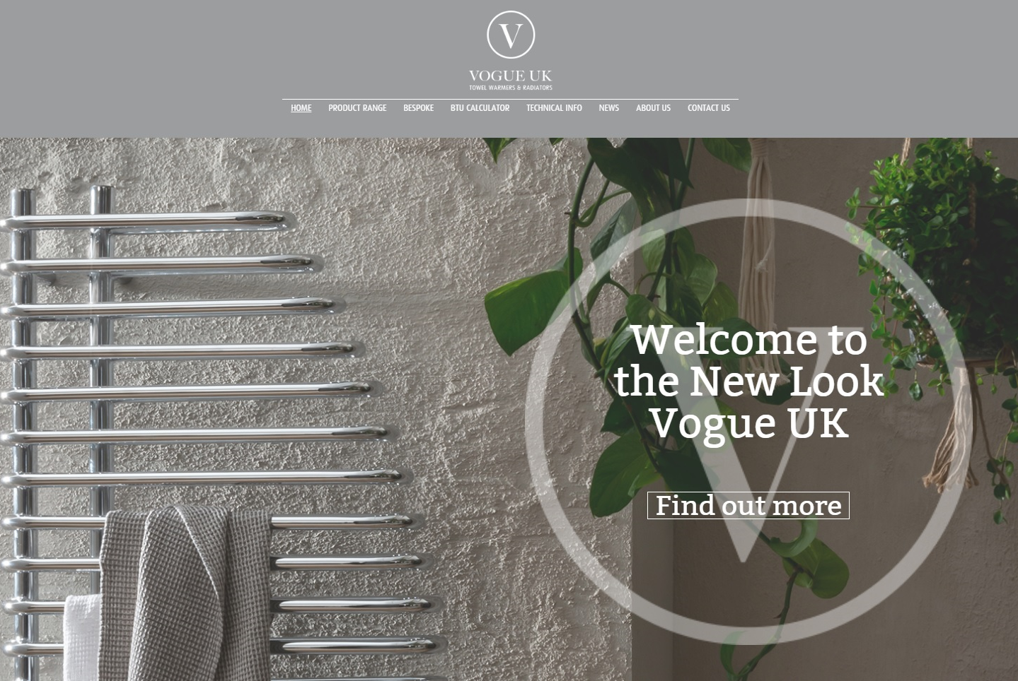 Vogue (UK) launch brand-new website February 2020